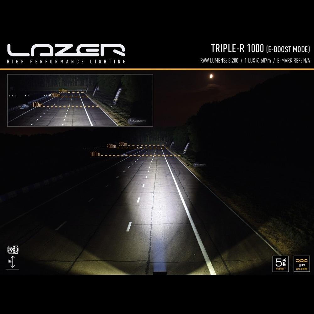 Lazer Triple-R 1000 Titanium