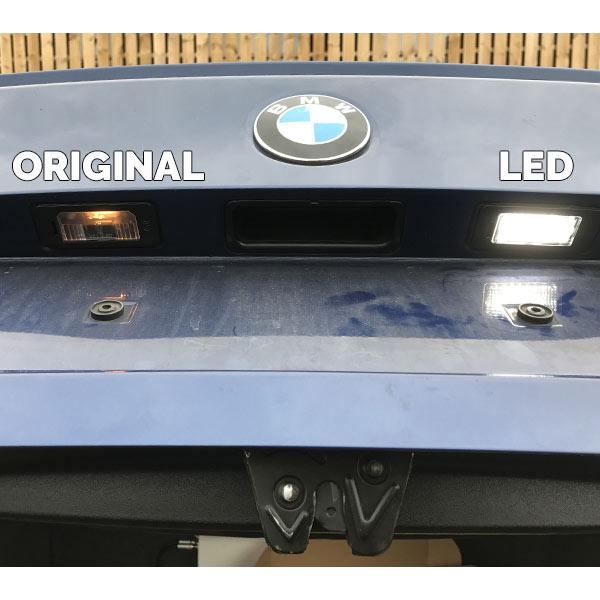 LED rekisterikilvenvalaisin Bmw