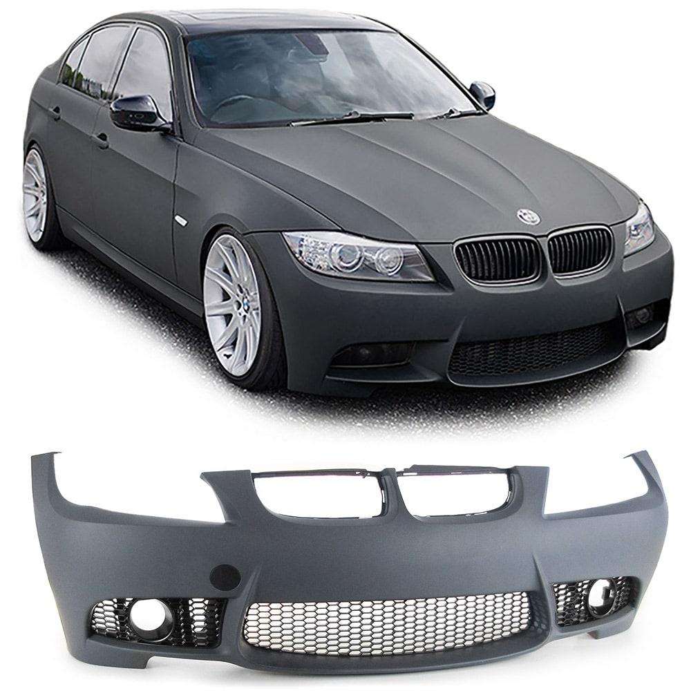 Puskuri edessä BMW E90/E91 Facelift