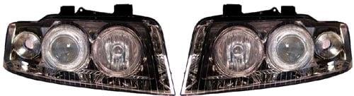 Styling strålkastare Audi A4