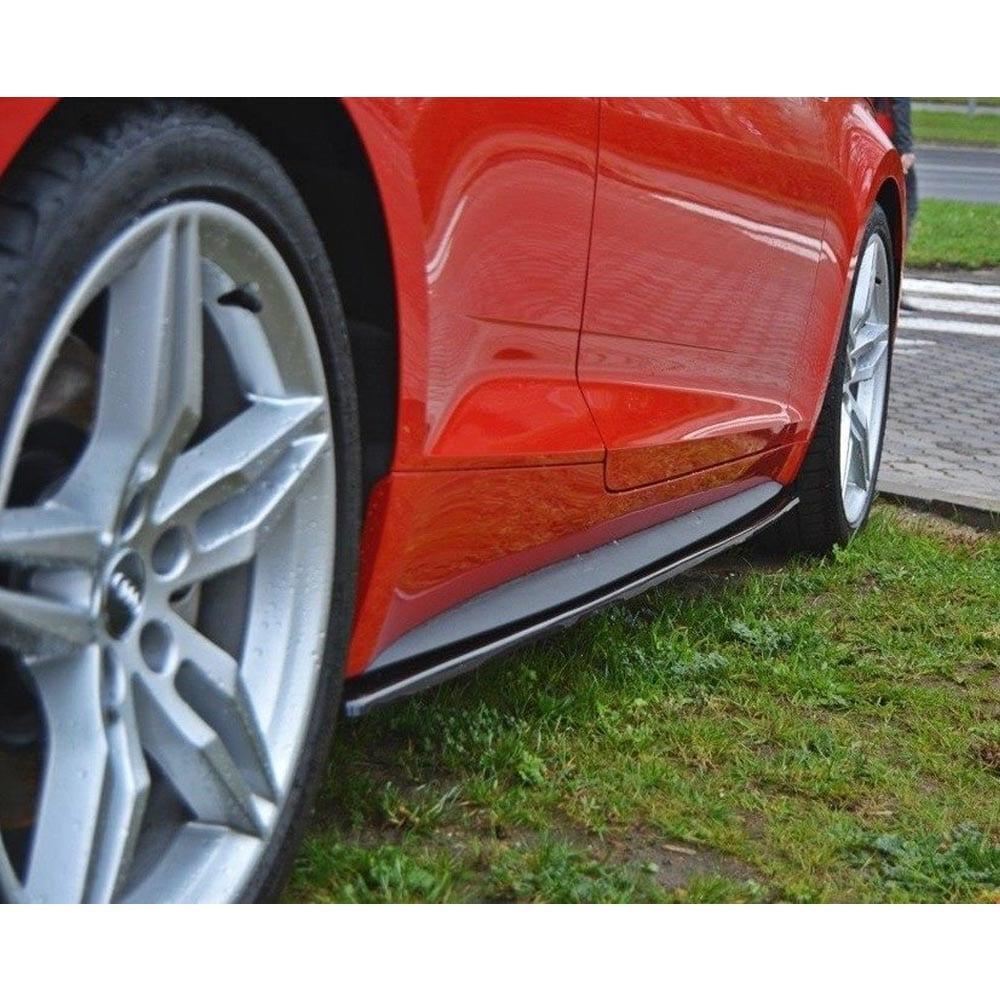 Sidokjolar Audi A5 Coupé