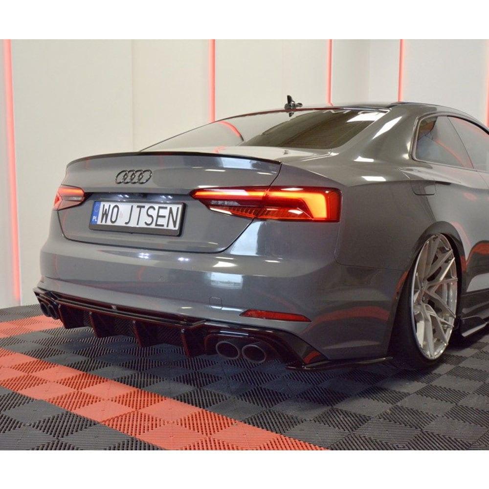 Diffusor (insats för bakstötfångare) Audi S5