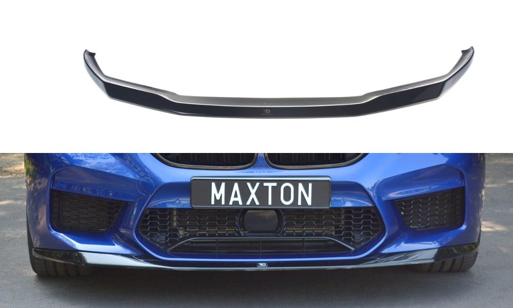 Kiiltävän musta Cupspoilerii eteen  BMW F90 M5