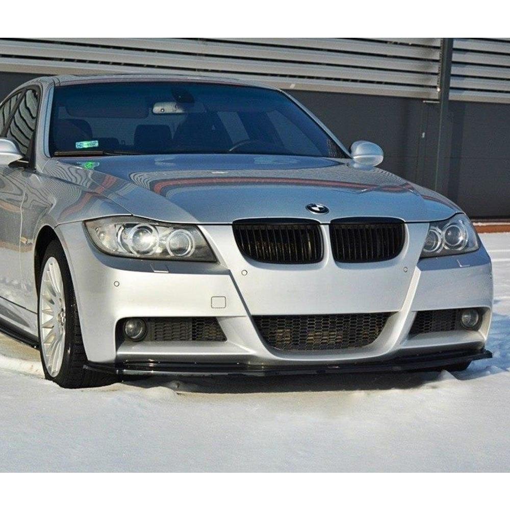 Kiiltävän musta cupspoileri Fram BMW E90