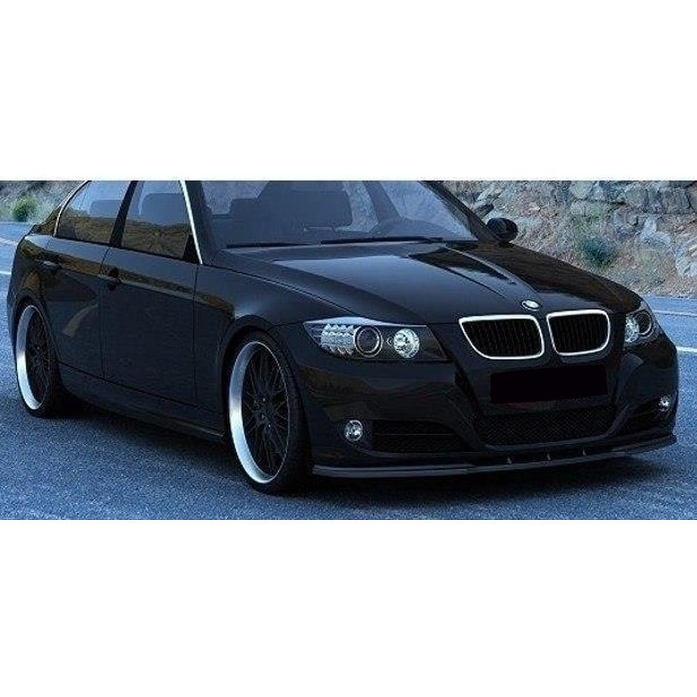 Kiiltävän musta cupspoileri Fram BMW E90/E91