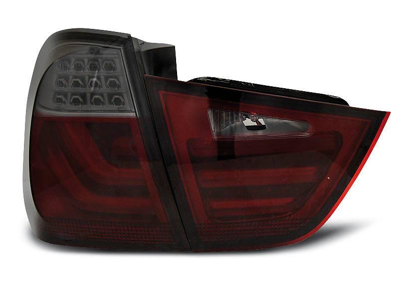 TFL Takalamput punainen/savu  BMW E91 Touring