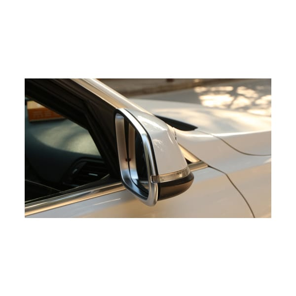 Kromattuikehys peruutuspeilille BMW F30/F31