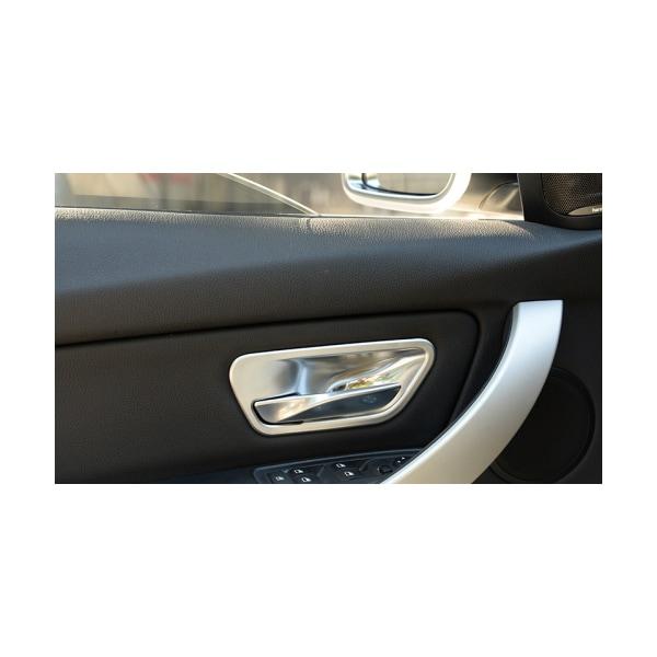 Kromattuipaneeli ovenkahvalle BMW F30/F31