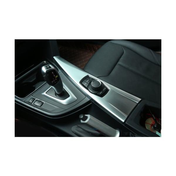 Kromipaneeli multimedianapeille  BMW F30/F31