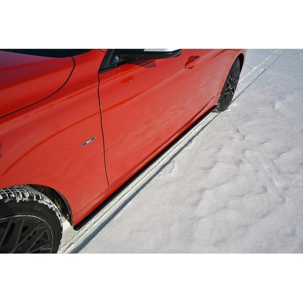Addon splitteri sivuhelmat BMW F30/F31