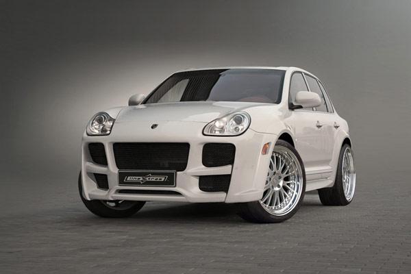 Helmapaketti Widebody Porsche Cayenne