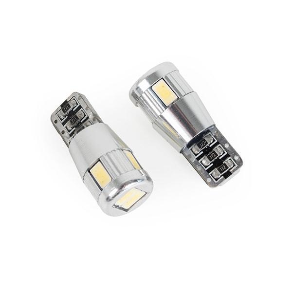 LED Lamppu T10 (W5W) CanBus