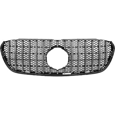 Black/Chrome grille with GT-optics