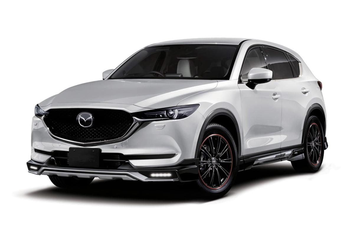 Tavaratilanmatto  Mazda CX 5
