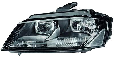 Ajovalot vasen OEM Audi A3