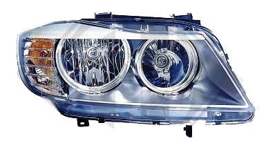 Ajovalot OEM oikea Bmw E90