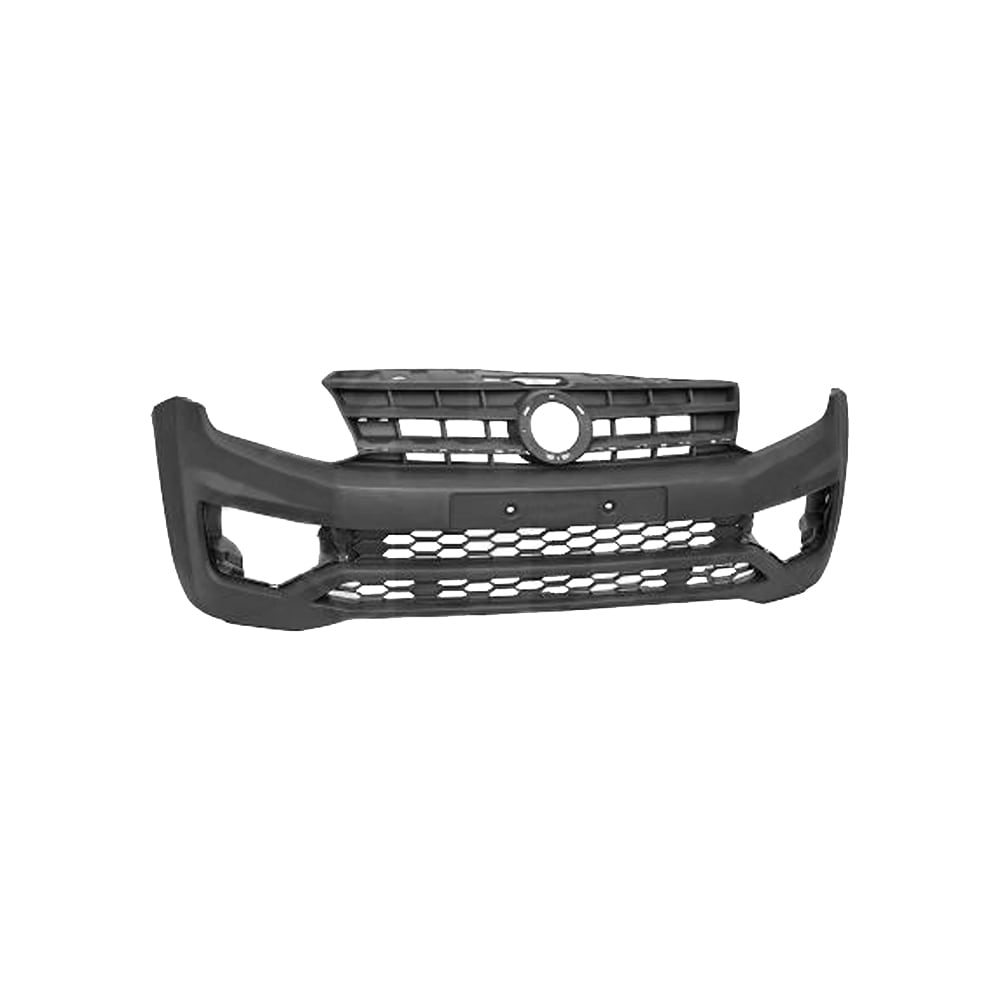 Black Front Grill