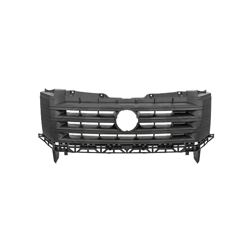 Black Radiator Grill with grid