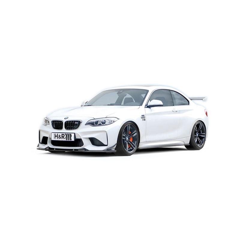 H&R HVF säädettävä madallussarja  BMW M2 F87
