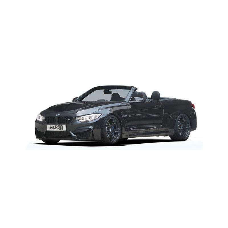 H&R HVF säädettävä madallussarja  BMW M4 cabriolet F83
