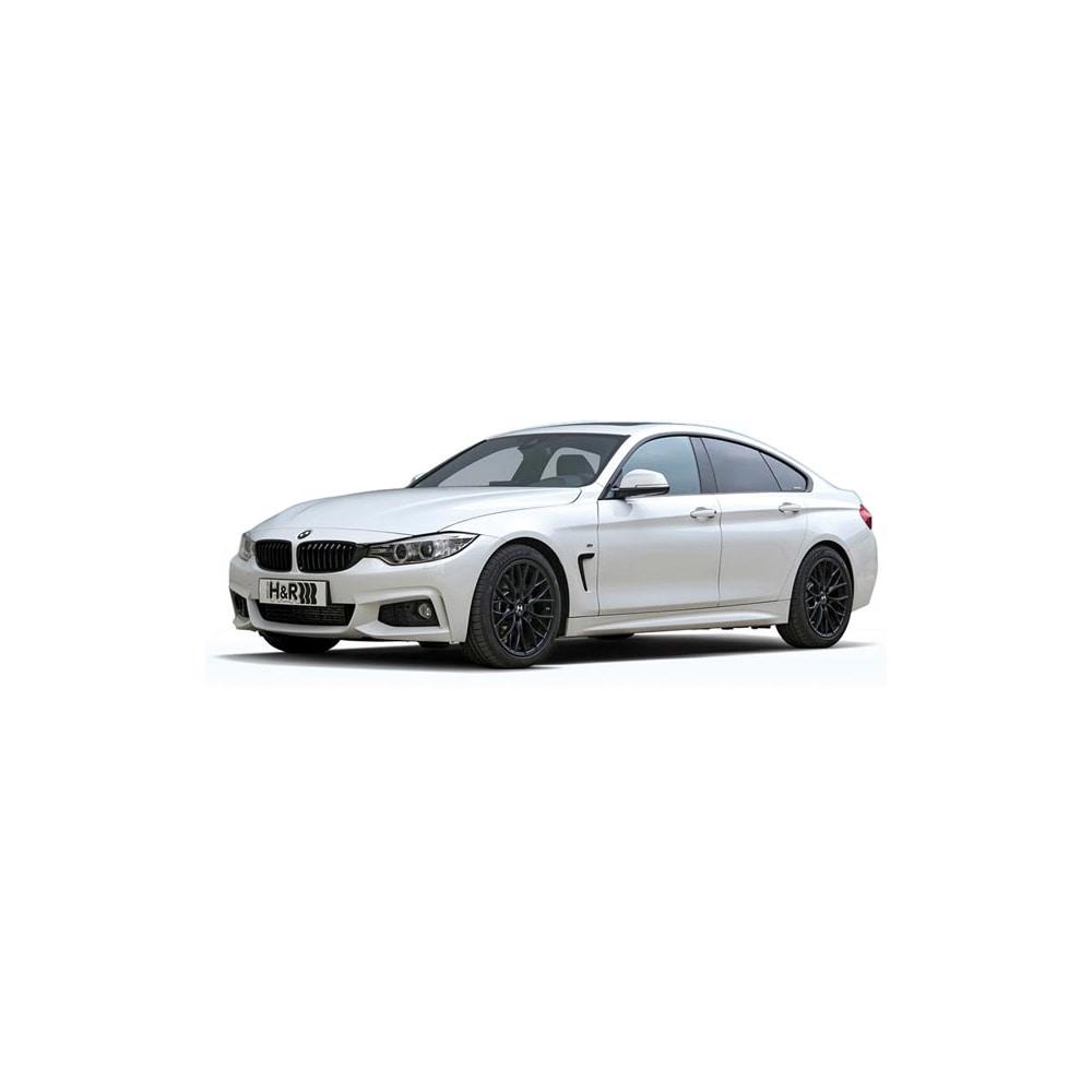 H&R madallussarja  BMW 4-serie F36 2014-