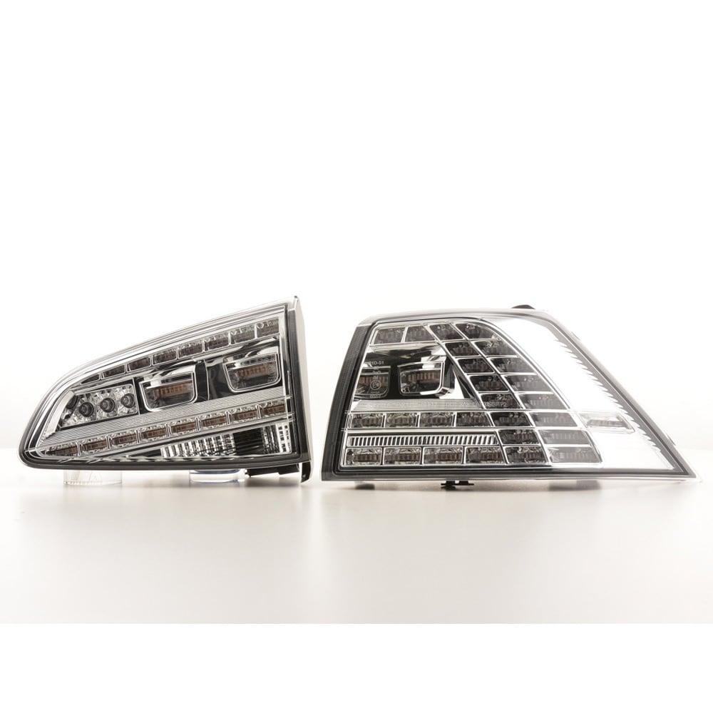 LED Takalamput Kirkaslasi VW Golf 7