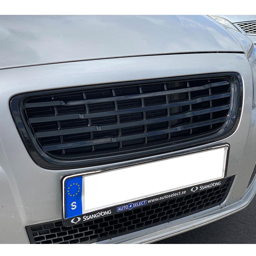 Kokomusta  Styling Etumaski  Volvo V70NN