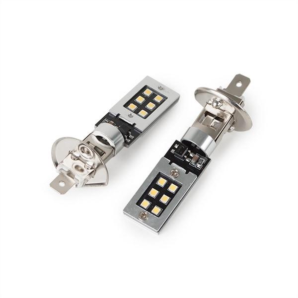 H1 LED Sumuvalot 12V & 24V