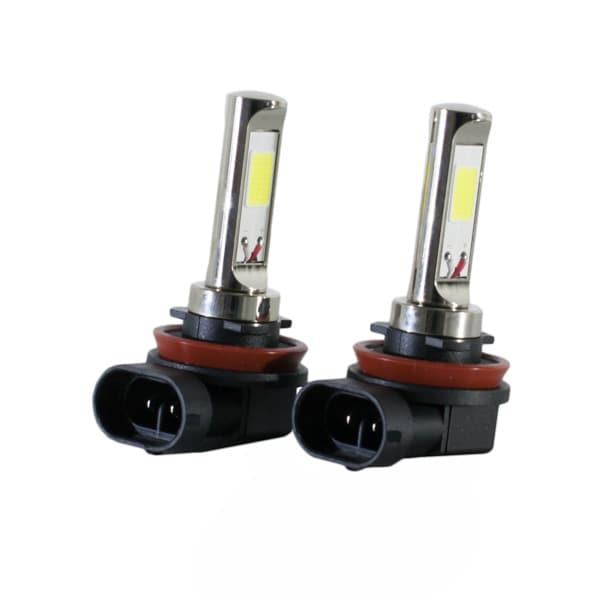 Lamput  LED H8 & H11 Sumuvalot 12V & 24V - SC