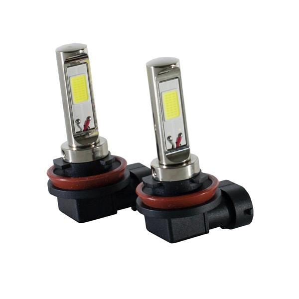 HB4 LED sumuvalo lamput 25W 12V & 24V