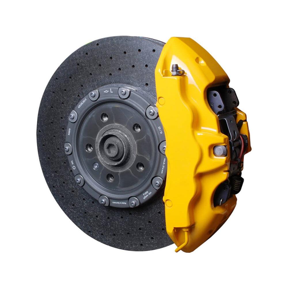 Jarrusatula väri Performance keltainen 2- komponentti