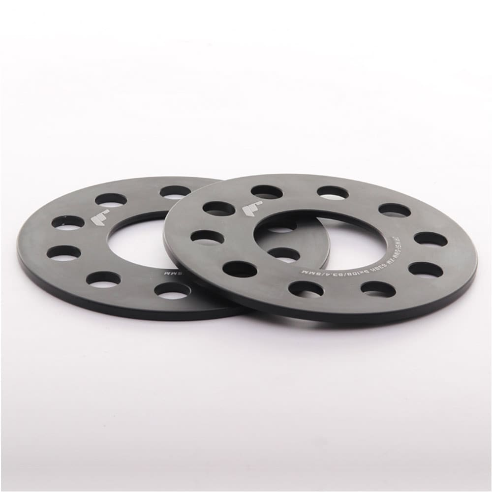 Mustat Spacers levikepalat 5mm