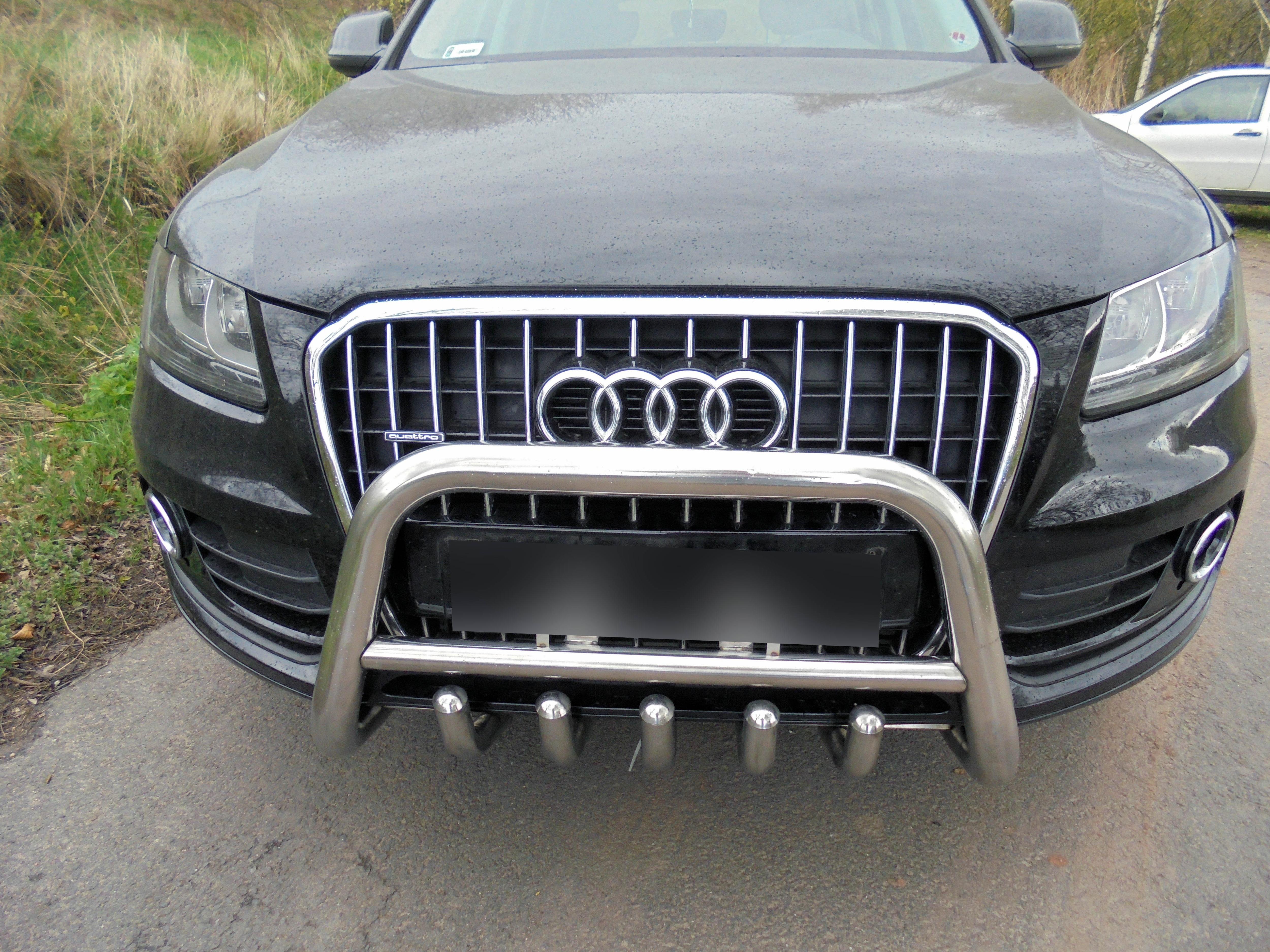 Valorauta matala malli Audi Q5