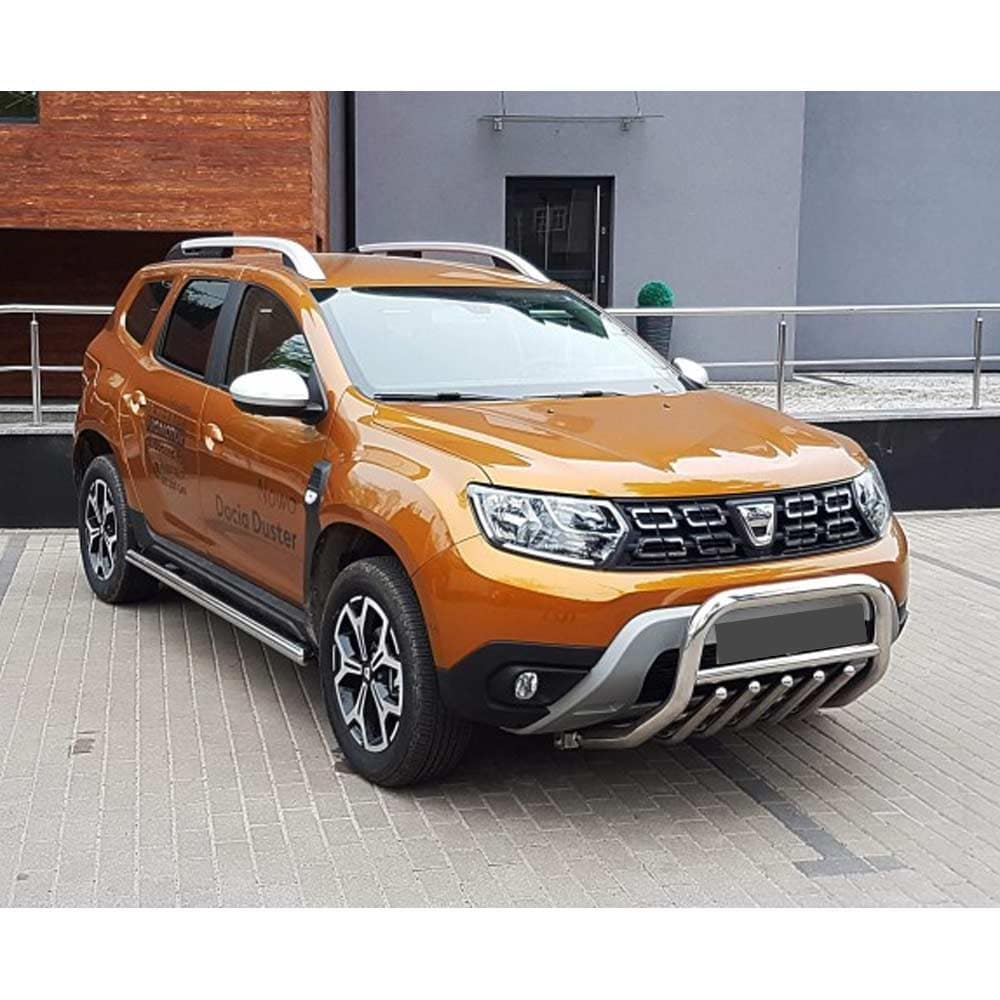 Valorauta matala malli Dacia Duster