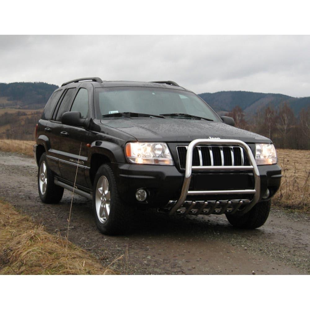 Valorauta korkea malli Jeep Cherokee