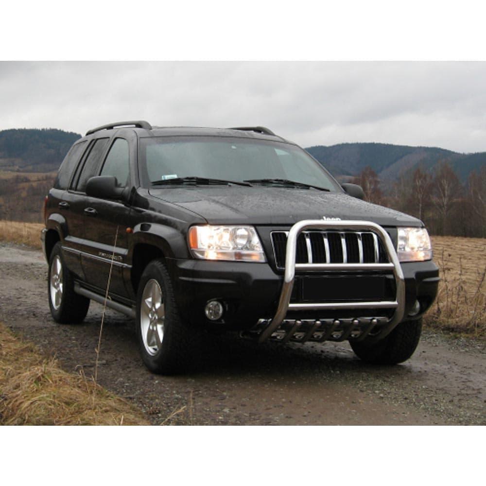 Valorauta korkea malli Jeep Grand Cherokee