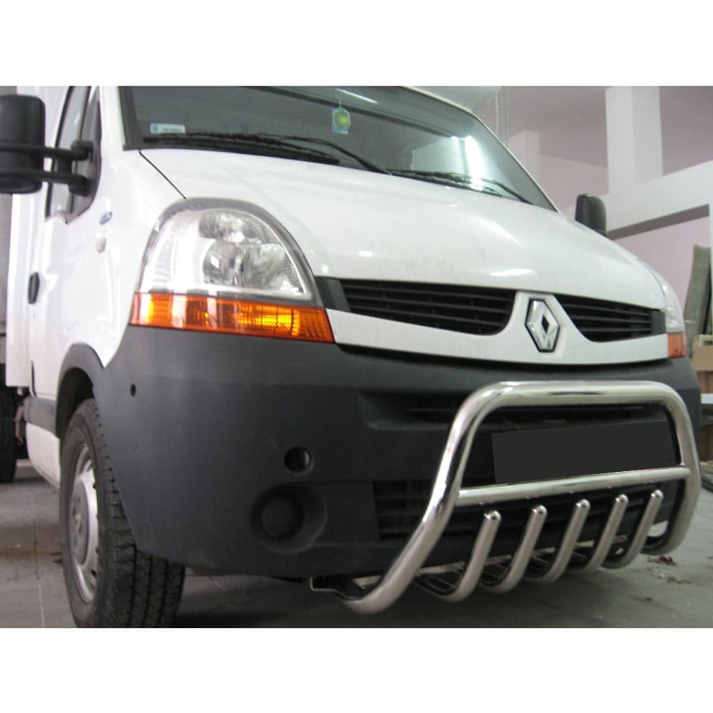 Valorauta matala malli Renault Master