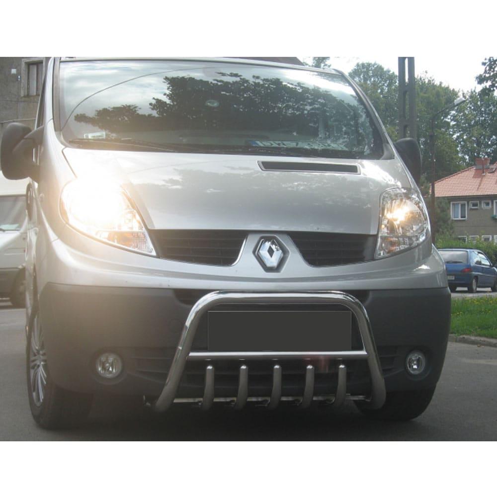 Valorauta matala malli Renault Trafic