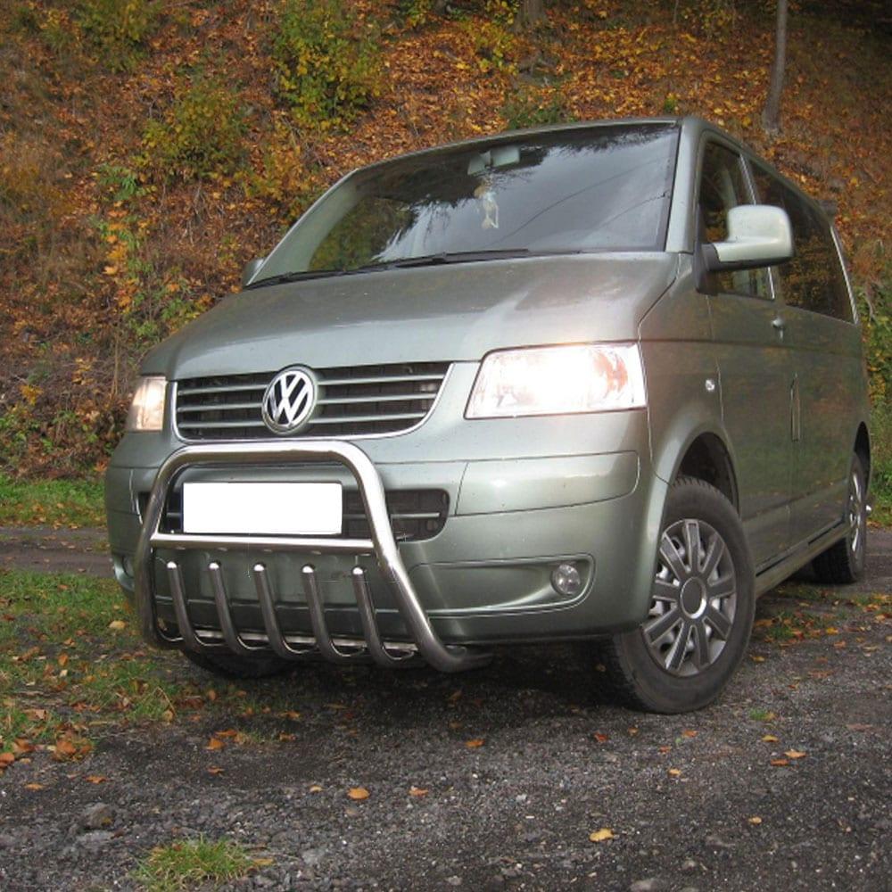 Valorauta matala malli Volkswagen Transporter T5