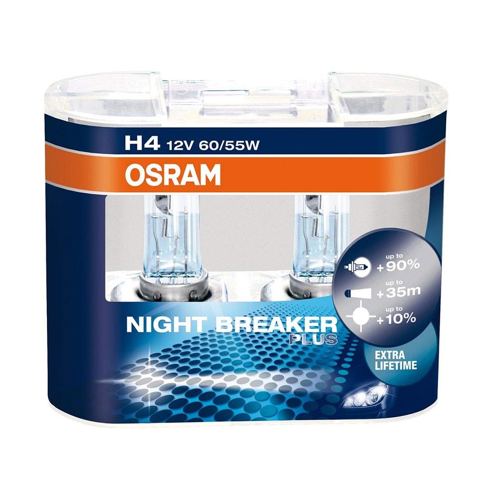 Osram H4 Nightbreaker