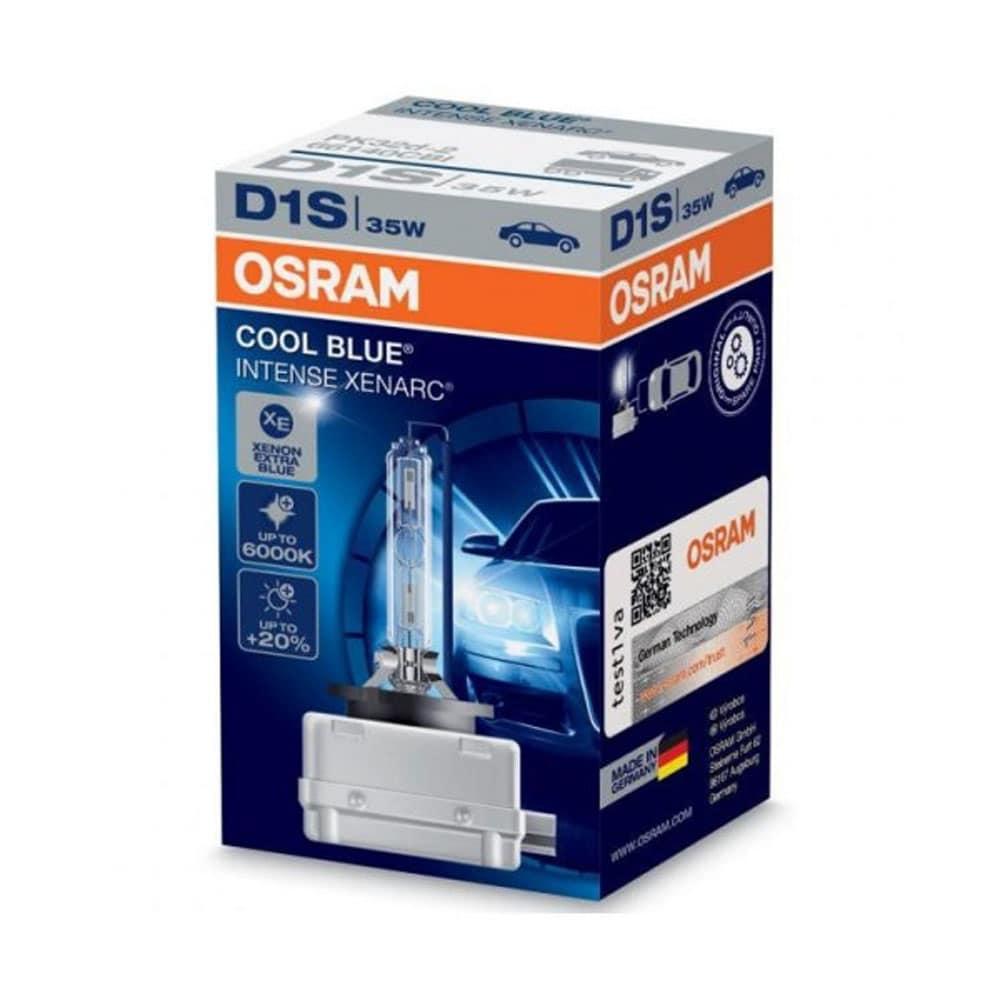 Osram D1S Xenonlamput Cool Blue Intense
