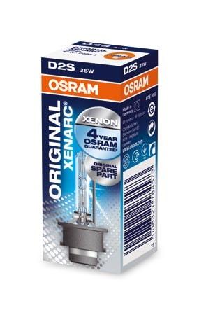 Osram D2S Xenonlamput Xenarc