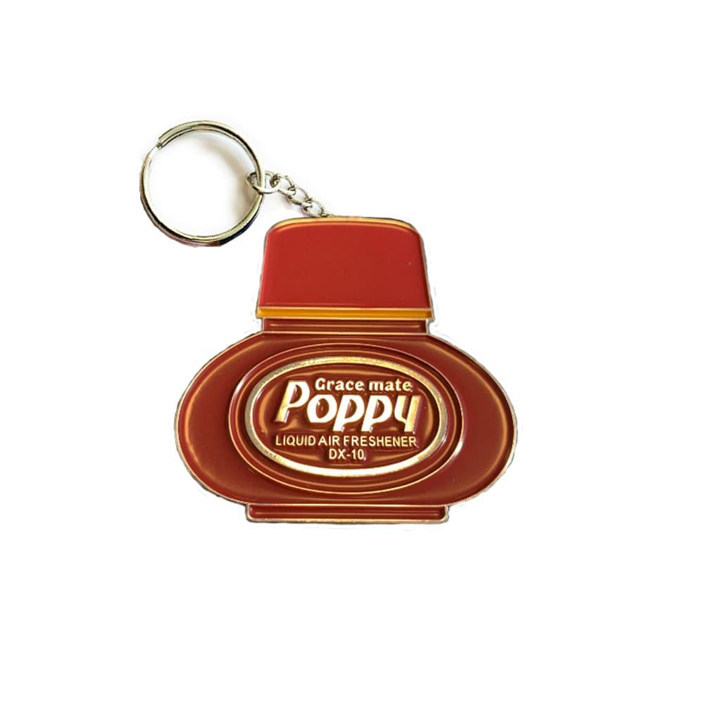 Poppy Grace Mate Avaimenperä Metalli