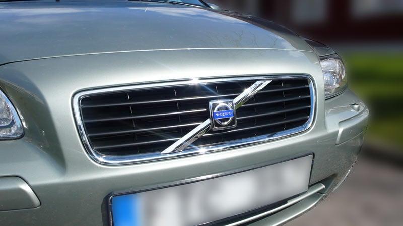 Emblemi Volvo V70N