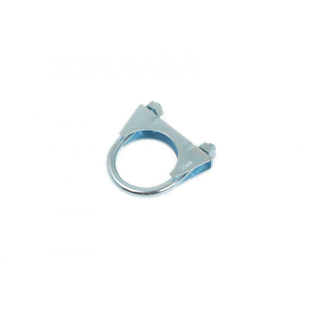 U-Clamp For Exhaust Systems