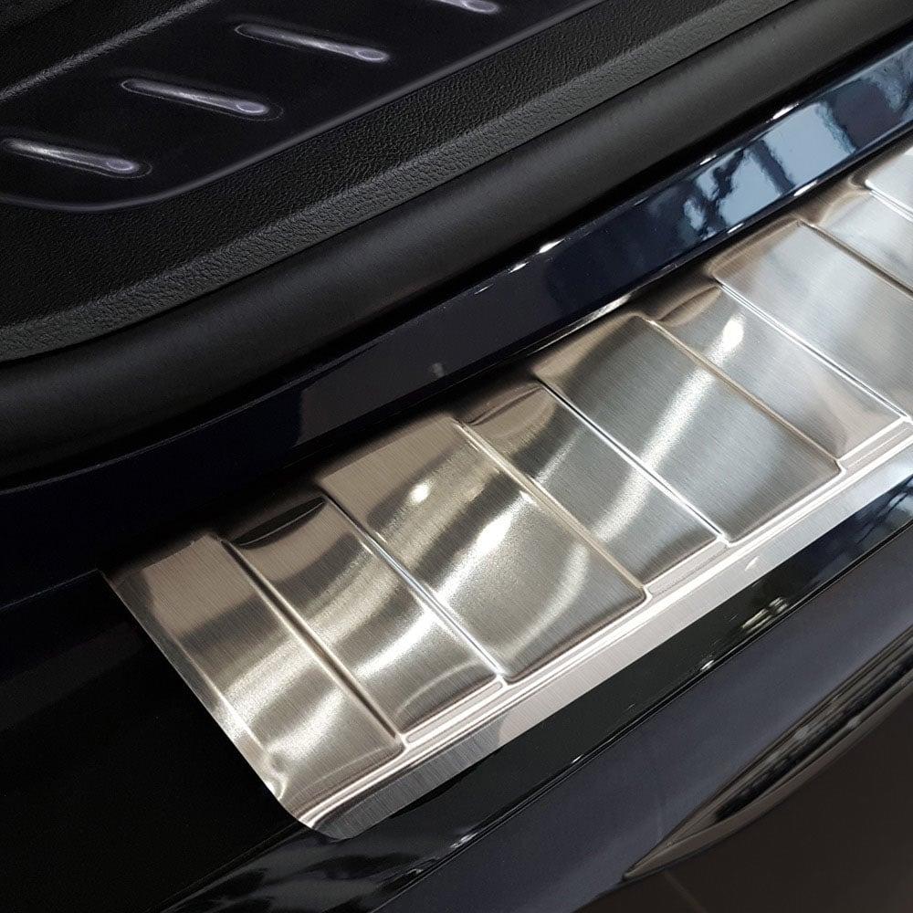 Puskurin suoja pelti harjattu teräs till BMW G31 Touring