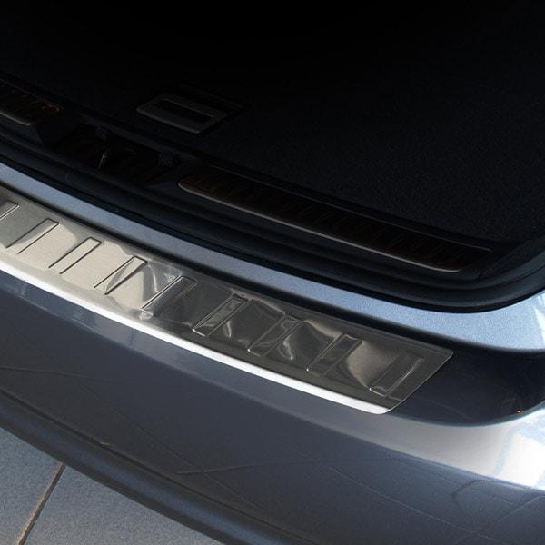 Puskurin suoja pelti harjattu teräs Toyota Avensis Kombi