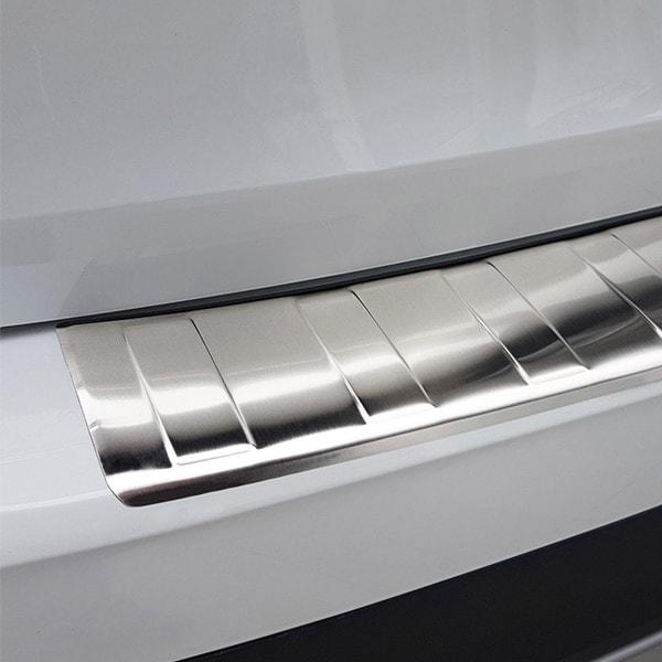Puskurin suoja pelti harjattu teräs Audi A4 B9 Allroad