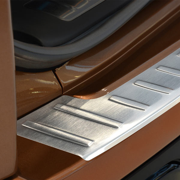 Puskurin suoja pelti harjattu teräs Range Rover Evoque
