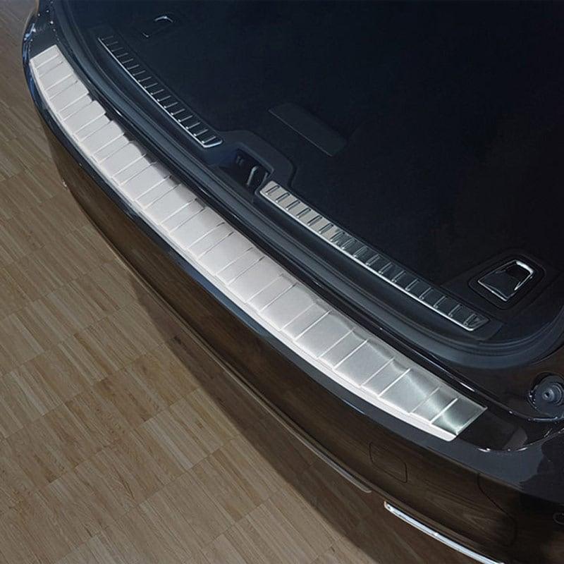 Puskurin suoja pelti harjattu teräs Volvo V90